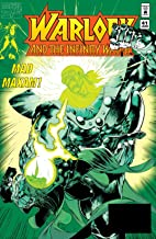 Warlock and the Infinity Watch (1992-1995) #41 (English Edition)