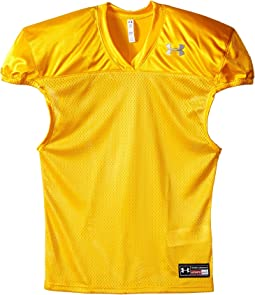 Under Armour Kids - Football Jersey (Big Kids)