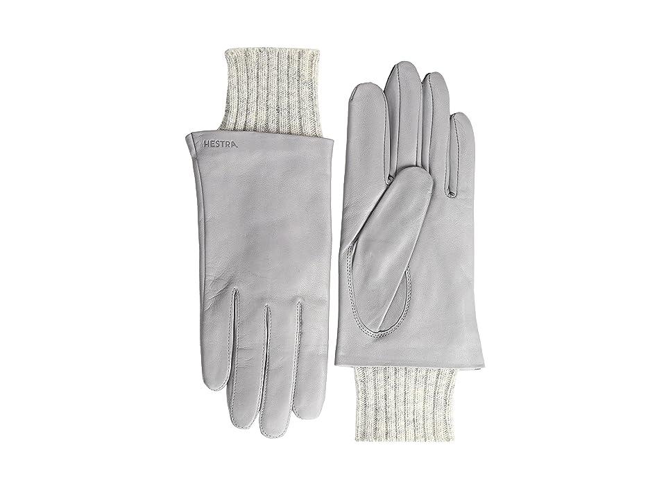 Hestra Megan (Light Grey) Dress Gloves