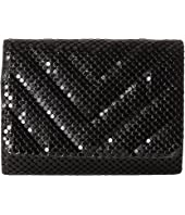 Jessica McClintock - Katie Quilted Mesh Shoulder Bag Clutch