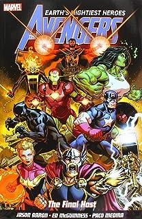 Avengers Vol. 1: The Final Host