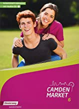 Camden Market 6. Arbeitsheft Inklusion mit Audio-CD: und Spielbögen: Ausgabe 2013 - Binnendifferenzierendes Englischlehrwerk für die Sekundarstufe 1 und Grundschule 5 / 6