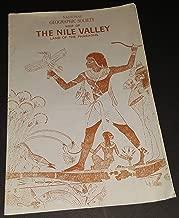 Map : Nile Valley - Land of the Pharoahs
