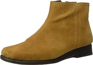 Best ladies flat tan ankle boots Reviews