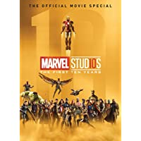 Marvel Studios: The First Ten Years Hardcover
