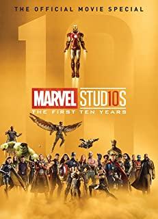 Marvel Studios: The First Ten Years