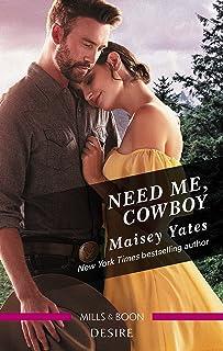 Need Me, Cowboy (A Copper Ridge Desire 6)