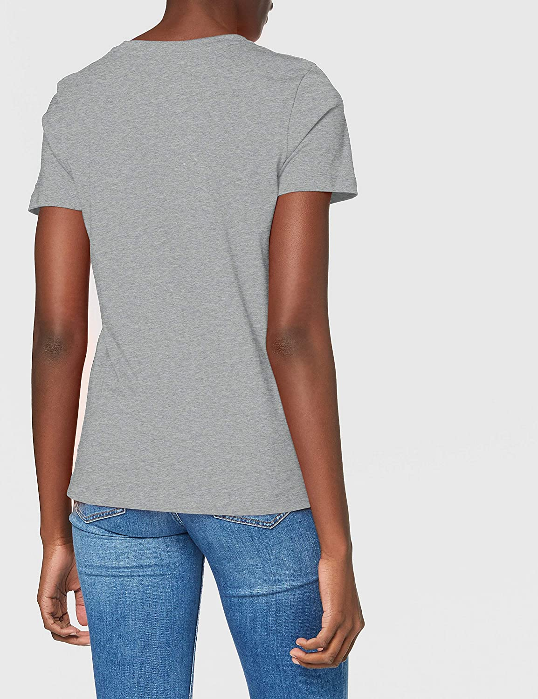 Tommy Hilfiger TH ESS Hilfiger C-nk Reg tee SS Camisa para Mujer