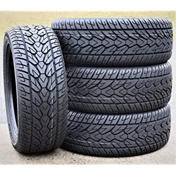 Set of 4 (FOUR) Fullway HS266 All-Season Performance Radial Tires-275/55R20 117H