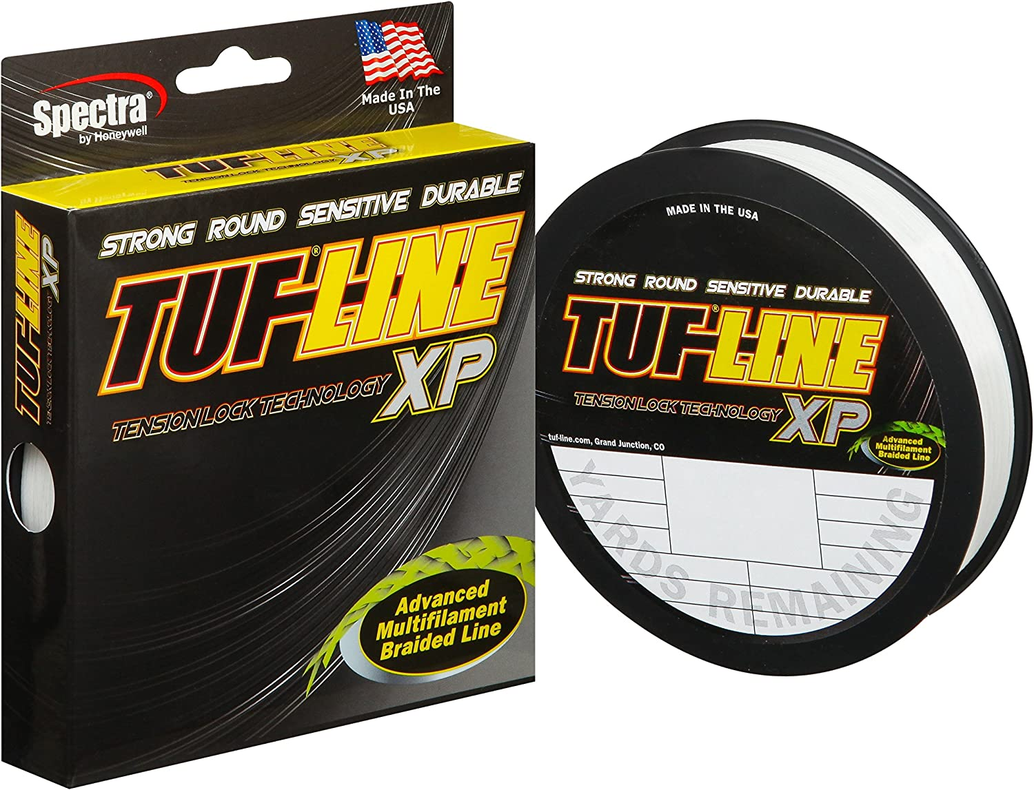 New Orleans Mall WESTERN FILAMENT Tuf-Line Excellence XP Fishing 150-Yard Braided Line