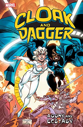 Cloak And Dagger: Agony And Ecstasy (Cloak and Dagger (1988-1991))