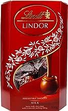 Lindt Milk Lindor Chocolate, 200 gm (Pack of 1)