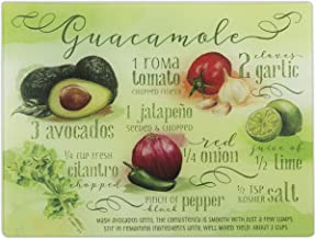 Abbey Gift Guacamole Recipe Cutting Board, Multi