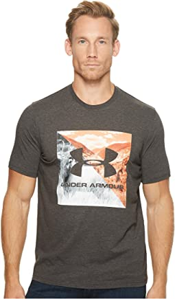 Under Armour - King of the Mountain Photoreal Tee