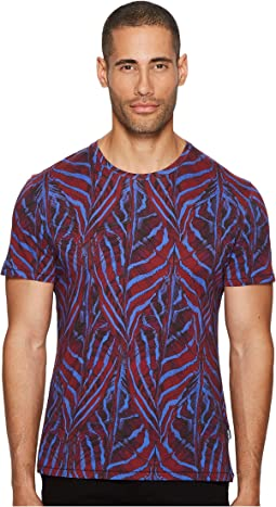 Just Cavalli - Camufeather T-Shirt