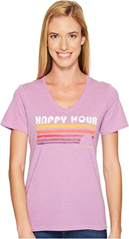 Life is Good - Happy Hour Cool Vee