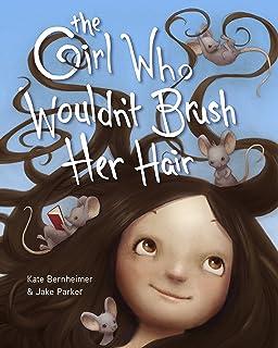 دختری که موهای خود را نمی کند