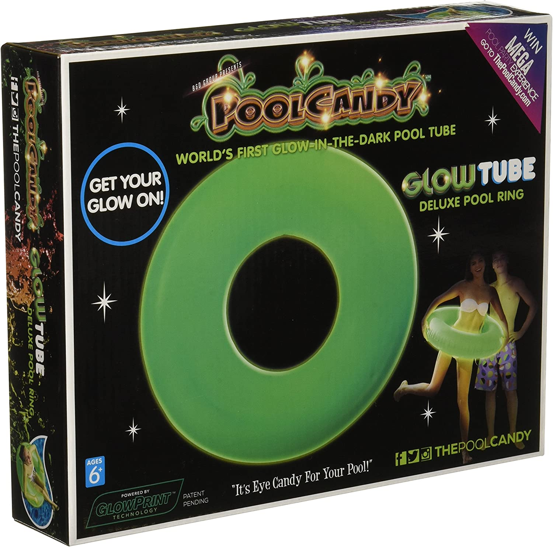 Pool Candy Pool Tube, Glow In The Dark