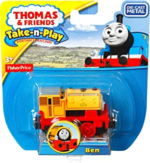 Fisher-Price Thomas & Friends Take-n-Play, Ben