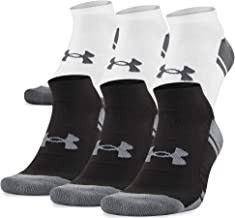 Under Armour Adult Resistor 3.0 No Show Socks , (6-Pairs)