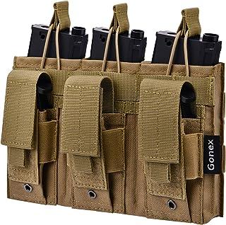Gonex Magazin Taschen Magazinbeutel Magazintasche Mag Pouch MOLLE HK PMAG ARC FAL AK 30/40 LR20 M14