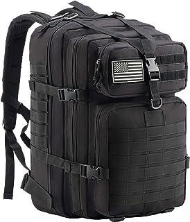 حقيبة ظهر تكتيكية عسكرية من Luckin Packin ، حقيبة رخوة ، حقيبة ظهر ، 45 لتر كبير