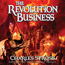 The Revolution Business: Book Five of the Merchant Princes