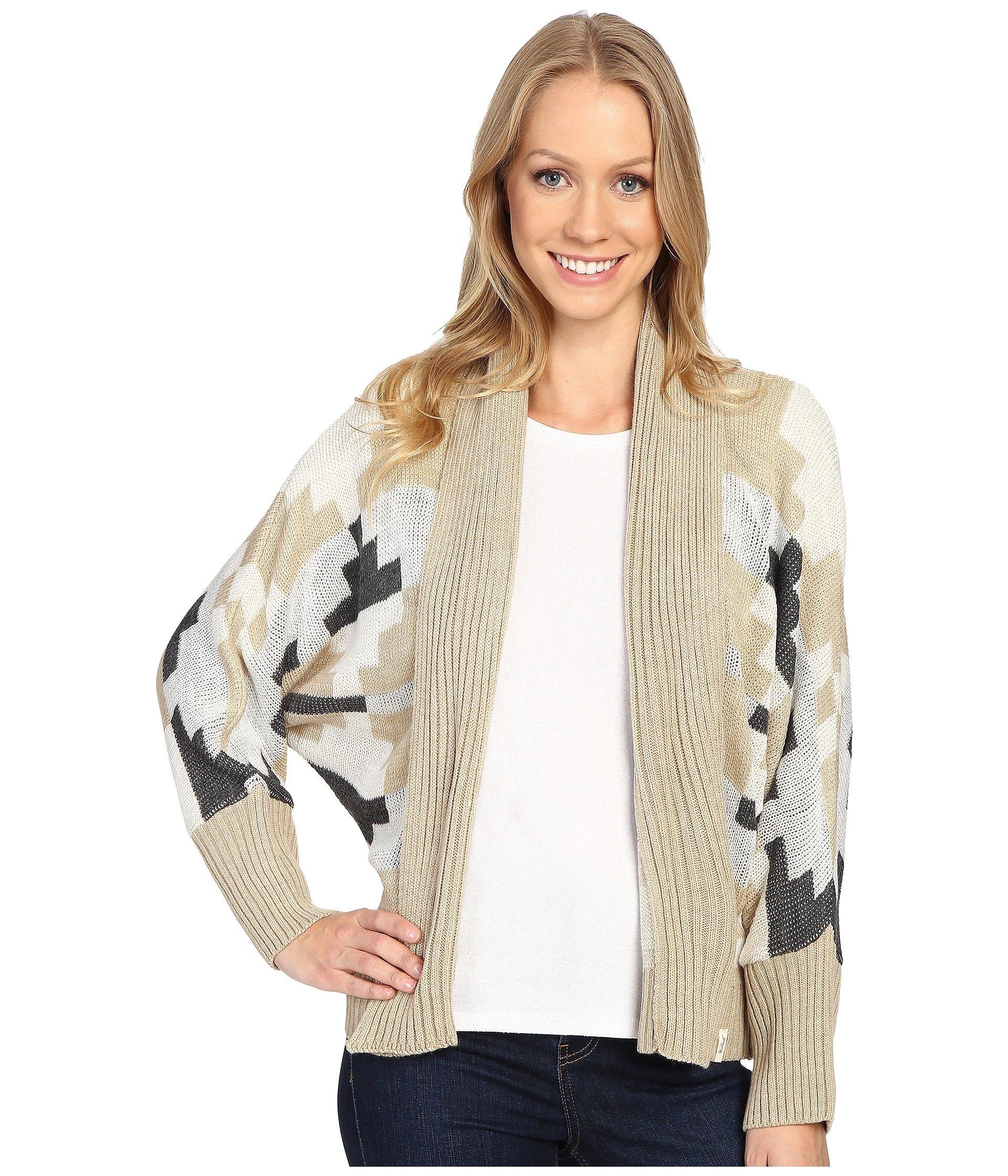 Saco para Mujer Woolrich Harvest Cardigan  + Woolrich en VeoyCompro.net