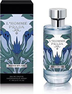 Prada L'Homme Water Splash for Men Eau de Toilette 150ml