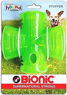 Outward Hound Stuffer OS Green Dog Toy