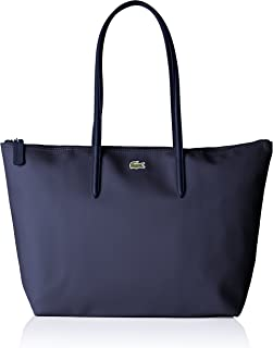 Lacoste Womens Shopping Bag, Blue (141) - NF1888PO