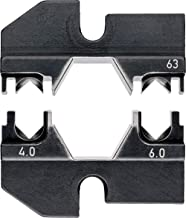 Knipex 97 49 63 Crimping Dies For Solar Cable Connectors (Huber Plus Suhner)