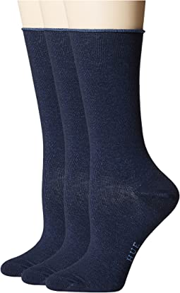HUE Jean Socks 3-Pack