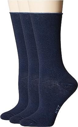 Jean Socks 3-Pack
