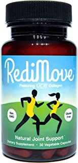 RediMove - Clinically-Proven Joint Pain Relief Supplement - Non-GMO, Gluten-Free