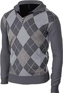 Best argyle half zip sweater Reviews