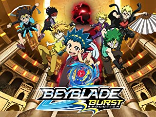 Beyblade Burst, Season 2