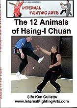 Hsing-I 12 Animals Instructional DVD - Xingyi Animals