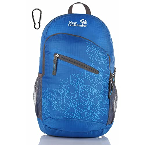 a5dfe1758ebb Outlander Ultra Lightweight Packable Water Resistant Travel Hiking Backpack  Daypack Handy Foldable Camping Outdoor Backpack