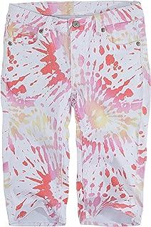 Girls' Denim Skimmer Shorts