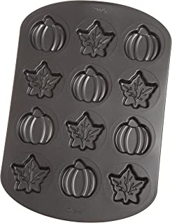 Wilton 12 Cavity Nonstick Harvest Whoopie Pie Pan
