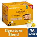 Gevalia Single Service Coffee Pods for Keurig/K-Cup Pods Brewers Signature Blend, 36 count