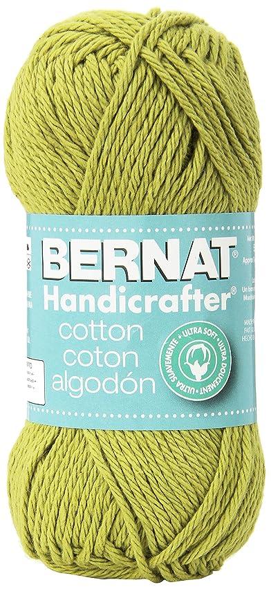 Spinrite Handicrafter Cotton Yarn, Solids, Leaf