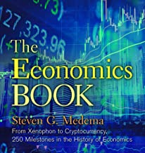 The Economics Book: From Xenophon to Cryptocurrency, 250 Milestones in the History of Economics (Sterling Milestones)