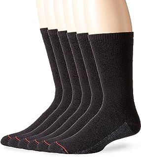 Hanes Men's 6-Pack FreshIQ Sport Cuts Crew Socks