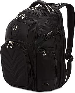 SwissGear 5709 ScanSmart Laptop Backpack, Abrasion-Resistant & Travel-Friendly Laptop Backpack