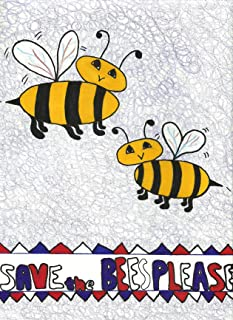 SAVE THE BEES PLEASE