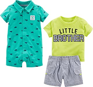 Simple Joys by Carter's Baby Boys' 3-Piece Fleece...