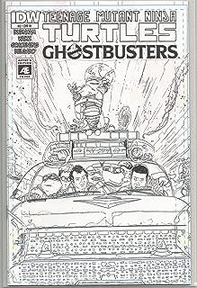 Teenage Mutant Ninja Turtles Ghostbusters #2 RI