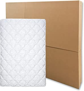 UBOXES Mattress Box King/Queen fits up to ...